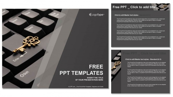 Computers Ppt Free Powerpoint Templateswnload