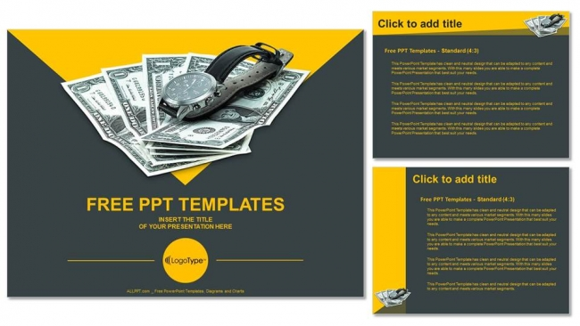 Time-Is-Money-PowerPoint-Templates